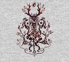 Cernunnos Pagan God with Horns and Caducé crossover Paganart Unisex T-Shirt