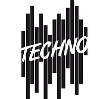 Techno Stripes Logo by Style-O-Mat