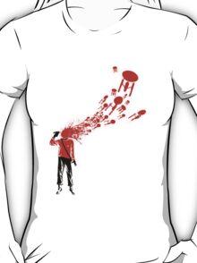 Trekkies in the Attic (spray version) T-Shirt