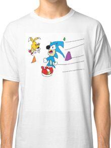 Sonic is Fierce Classic T-Shirt