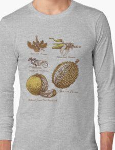 Clockwork Fruit Long Sleeve T-Shirt