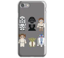 The dark side I sense in you iPhone Case/Skin