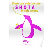 Nagisa || Only One Poster