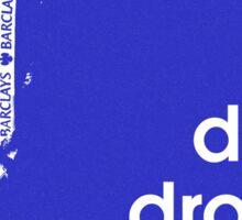 'Didier Drogba Tralalalala' Sticker