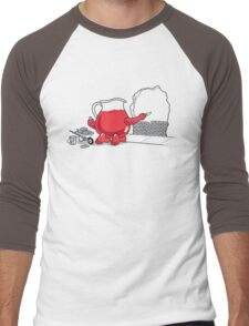 Community Service Men's Baseball ¾ T-Shirt
