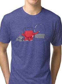 Community Service Tri-blend T-Shirt