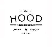 Calum Hood White Logo by stylinson