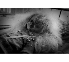 Chernobyl Doll Photographic Print