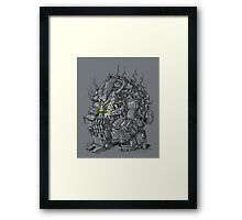 Conscious Discovery Framed Print