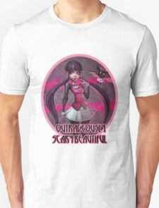 Outrageously scary beautiful T-Shirt