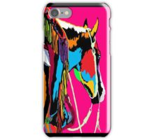Pink Horse - Phone Case iPhone Case/Skin