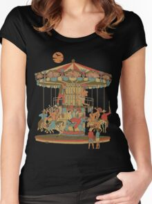 Cowboys & Indians Women's Fitted Scoop T-Shirt