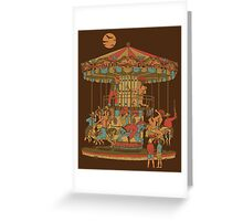 Cowboys & Indians Greeting Card