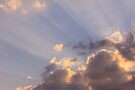 Clouds A Beaming by NatureGreeting Cards ©ccwri