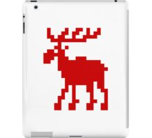 Pixel Moose iPad Case/Skin