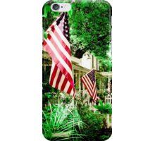 Keep American Free iPhone Case/Skin