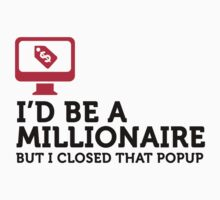 I'd be a Millionaire by artpolitic