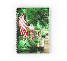 Keep American Free Spiral Notebook