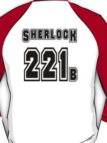 Sherlock 221b - Sports Jersey - SHERLOCK T-Shirt