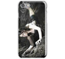 Swimmer iPhone Case/Skin
