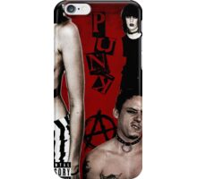 PUNK iPhone Case/Skin