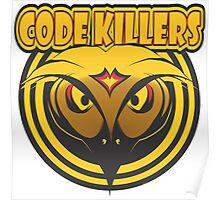 CODE KILLERS Poster