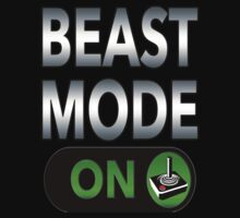 Beast Mode-On by MGraphics