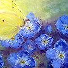 Butterfly by Claudia Hansen