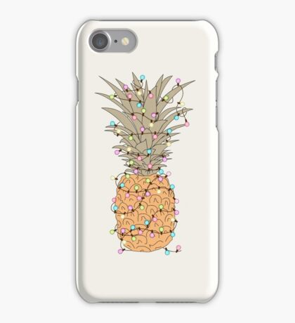Tropical Lights iPhone Case/Skin