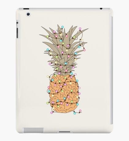 Tropical Lights iPad Case/Skin
