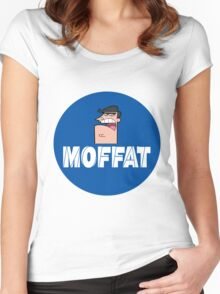 moffat!! Women's Fitted Scoop T-Shirt