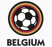 Belgium Football by artpolitic