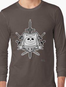 Hva Er Klokka? Long Sleeve T-Shirt