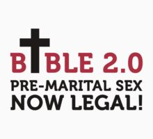 Bible 2.0: Premarital Sex by artpolitic
