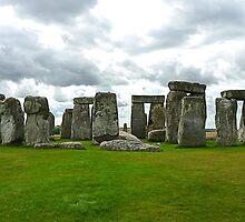 Stonehenge UK by hootonles