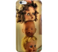 Doll Head iPhone iPhone Case/Skin