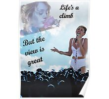 Miley Poster Poster