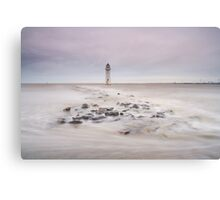Almost High Tide Canvas Print