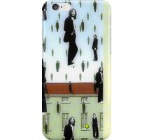 Beatles Magritte iPhone iPhone Case/Skin
