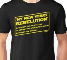 New Year's Goals Unisex T-Shirt
