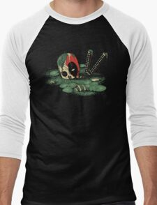 Dead Pond Men's Baseball ¾ T-Shirt