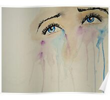 Tears of Color Poster