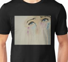 Tears of Color Unisex T-Shirt