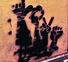 Love Sign iPhone by SuddenJim