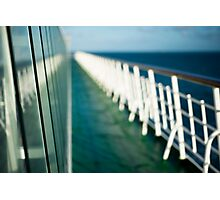 The Sun Deck Photographic Print