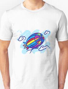 Airship_Journey T-Shirt