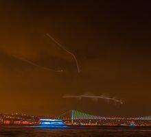 Bosphorus Bridge by Dobromir Dobrinov