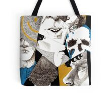 Sherlock - Impressions Tote Bag