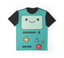 BMO face Graphic T-Shirt