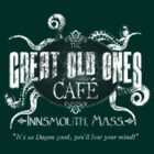 Old Ones Cafe by Miachalistic